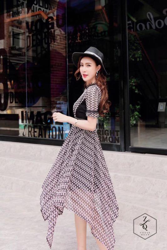 夏天,怎么穿才更有女人味?广州一线品牌ZJQ教你美丽秘诀 公司动态 第6张