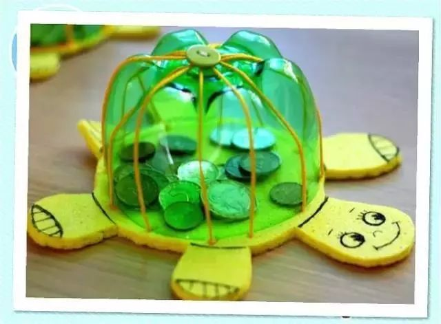 幼儿园可爱的创意手工教具~赶快为新学期做准备吧!__