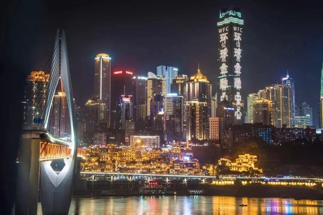 中国十大最有前途的城市