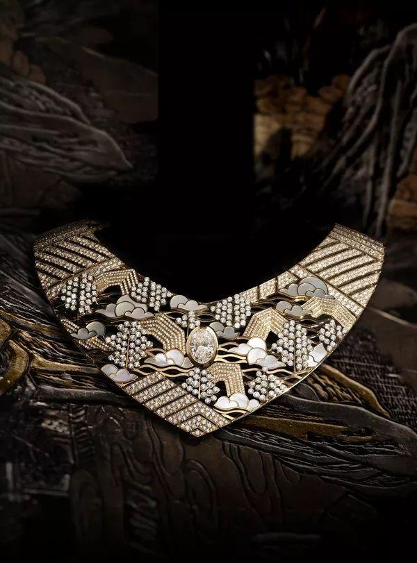 香奈儿Chanel高级珠宝 这一季中国风十足