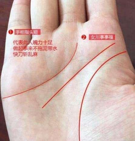 看手相川字掌_手相「川」字掌和「M」掌手紋的人有什麼說法? - iFuun