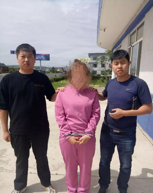 珲春葫芦威武a葫芦将敲诈勒索刑警抓获归案技法团伙皮图片