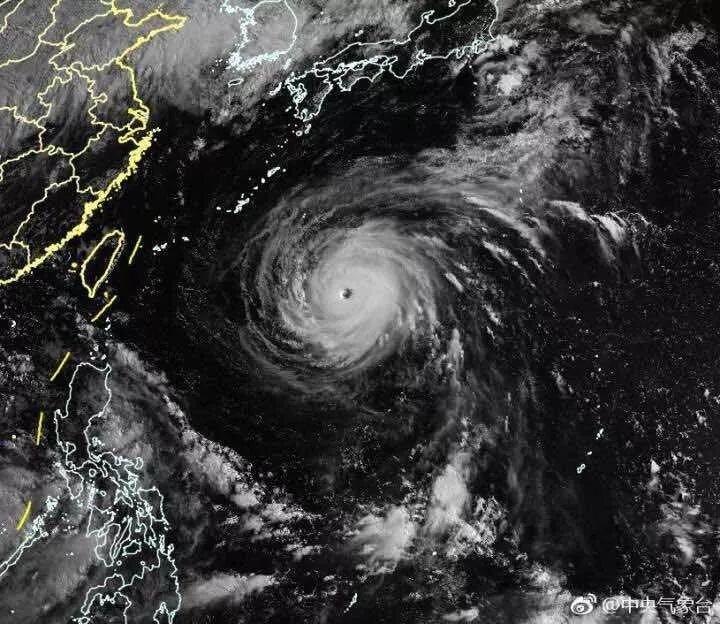 富山 台風