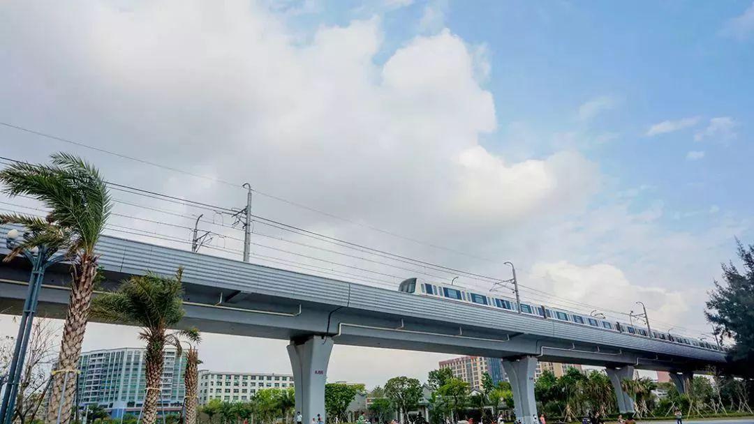 深圳这条海景地铁,只需14元看遍最美风景!超