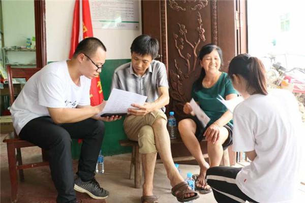 助力法制建设 体悟青年责任