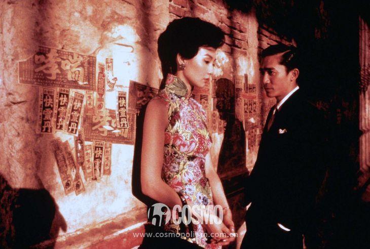 红人馆 | 大导演最钟爱的,是张曼玉这样的脸