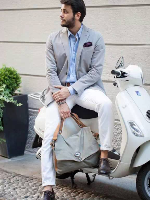 5个时尚男装搭配技巧,男人应该这样穿才型