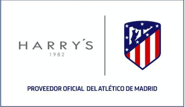 西班牙男装品牌Harrys 1982成为马竞球员的正装赞助