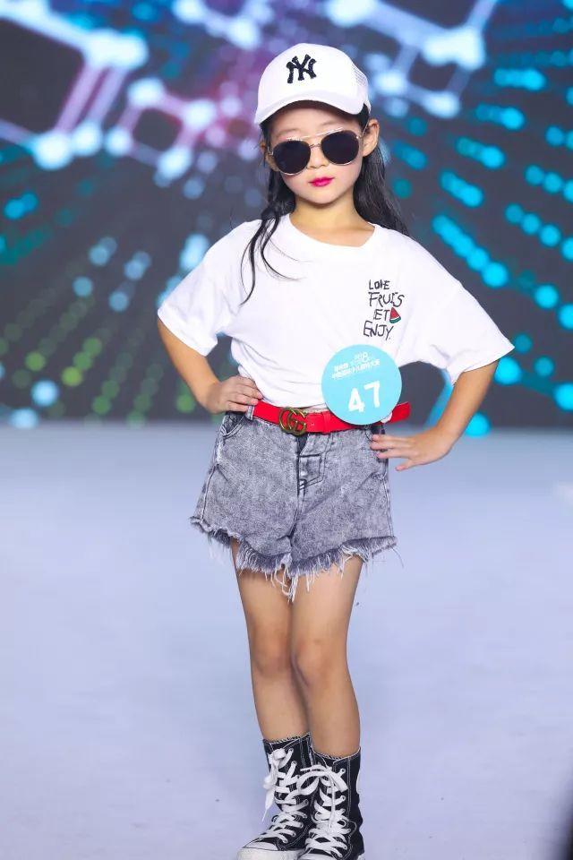 碧桂园2018新丝路中国国际少儿模特大赛广州赛区第三