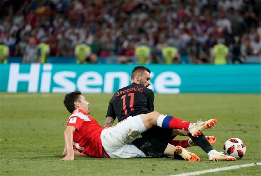 解释+道歉+除名都不管用 克罗地亚再遭国际足联处罚