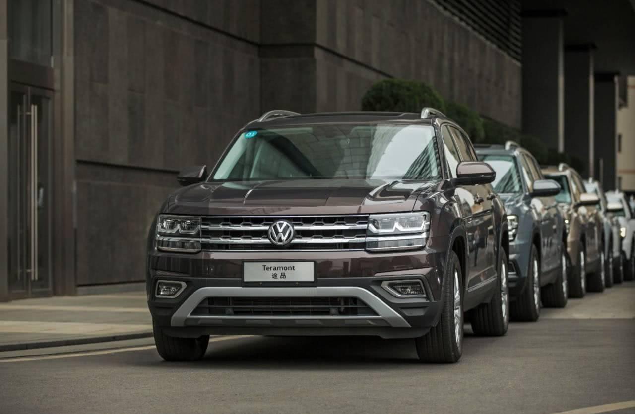 前6月累计销售102万辆 上汽大众摘得乘用车市场半程销量冠军