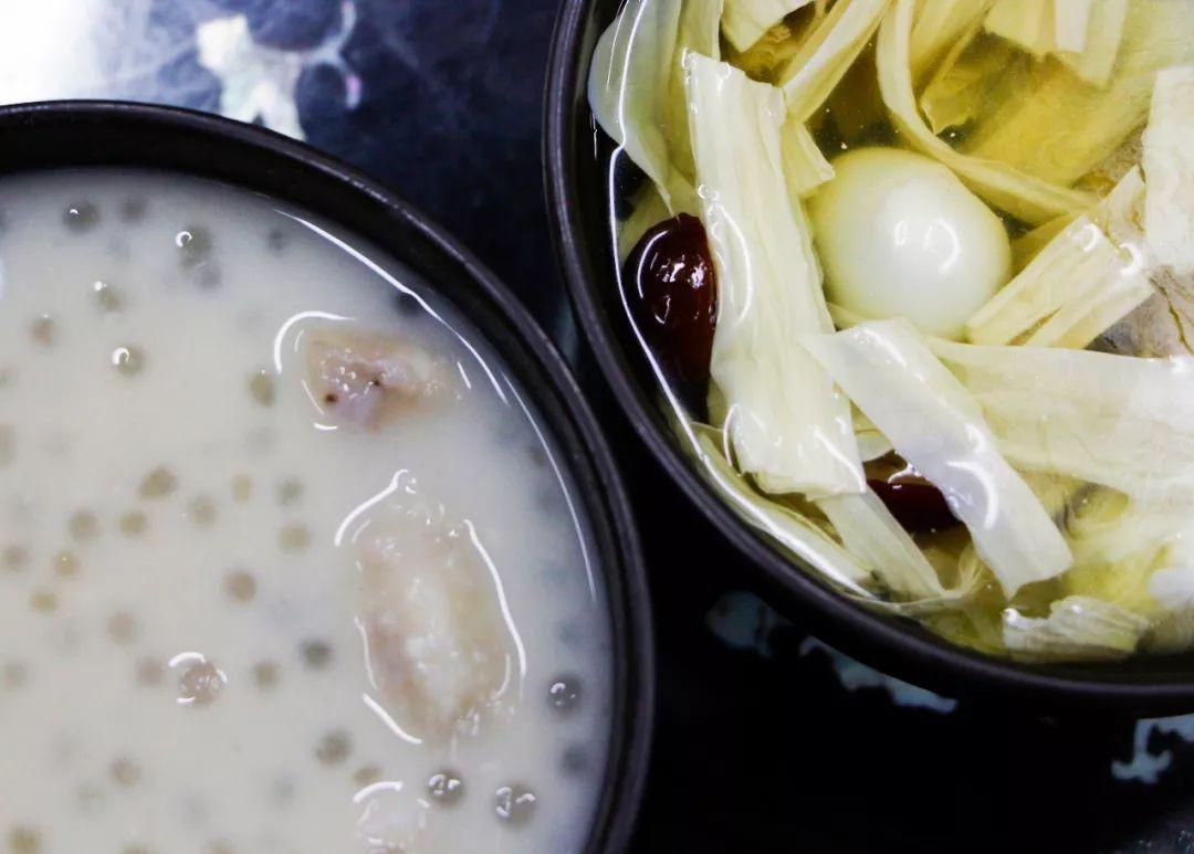 图片糖水鹌鹑蛋,白果煮的腐竹,现在已经不多见了,鹌鹑加上腐竹蛋,白果日常菜谱大全腐竹广东图片