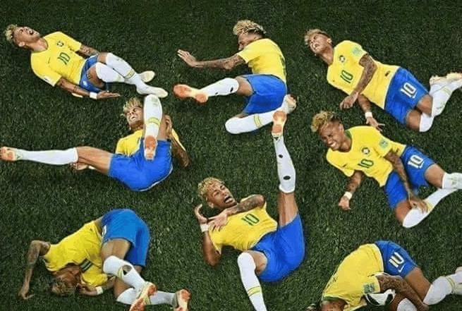 内马尔世界杯动作大火,同款游戏面世一天就引来热潮