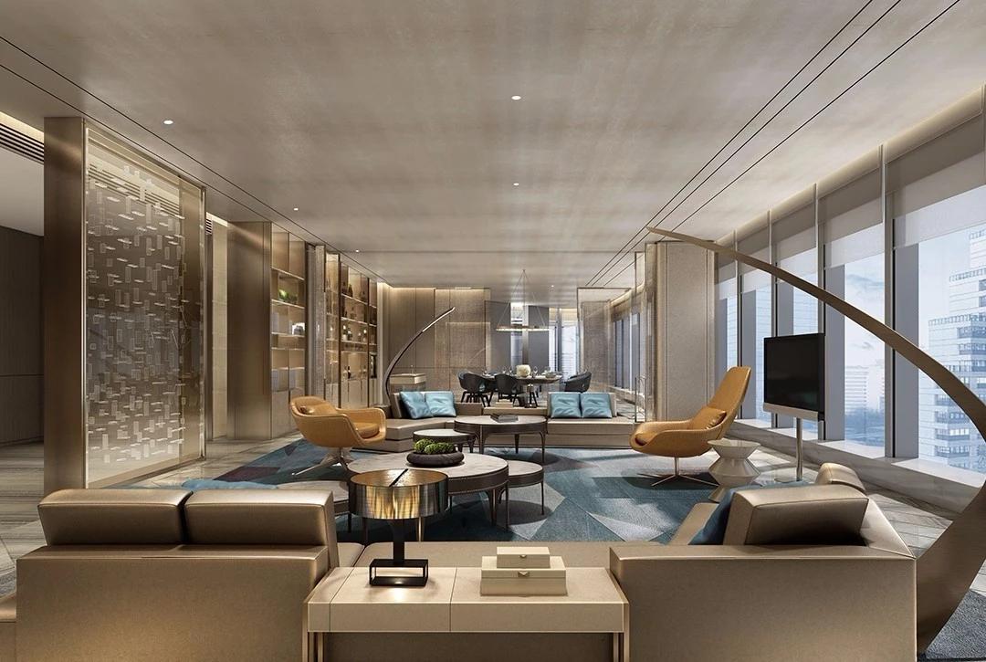 现代商务酒店设计原则及酒店设计方案解析
