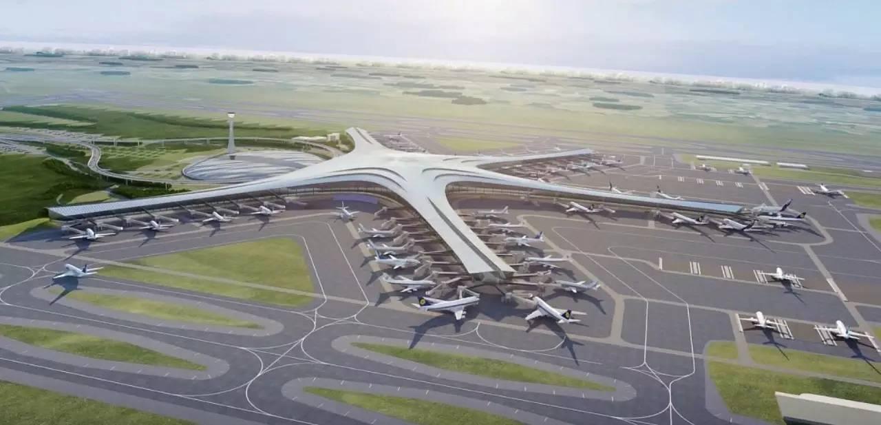 海尔磁悬浮中央空调中标青岛新机场能源中心