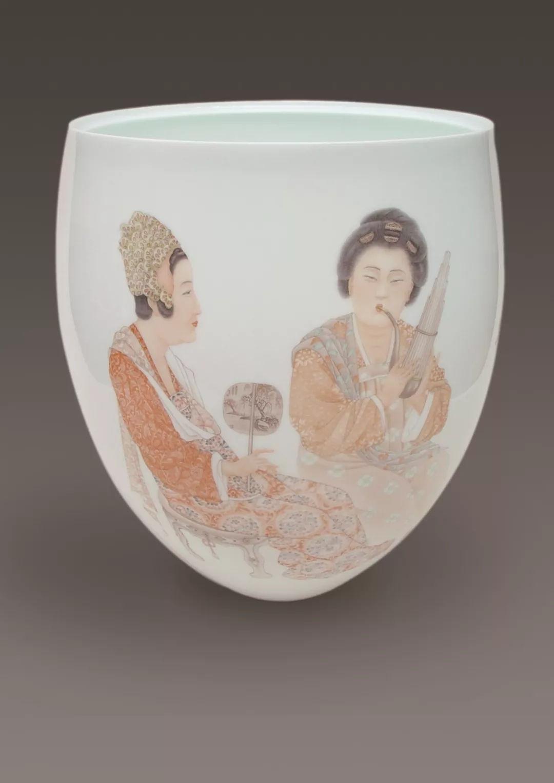 匠心中国 大匠之风 李游宇 陶瓷是泥与火的演歌