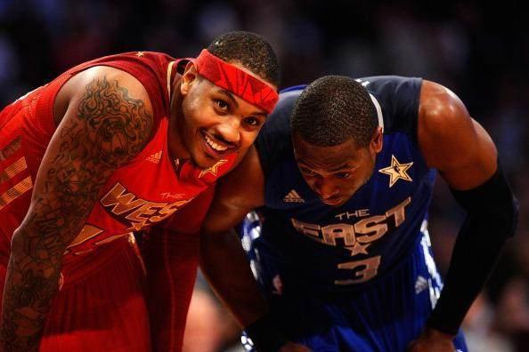 5个NBA扣篮最难的球星,安东尼和诺维斯基垫底,头名无争议!