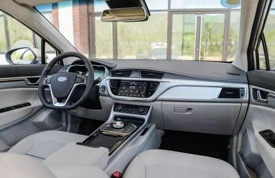 吉利全面迈入新能源时代首款纯电动SUV了解一下?_凤凰彩票平台网
