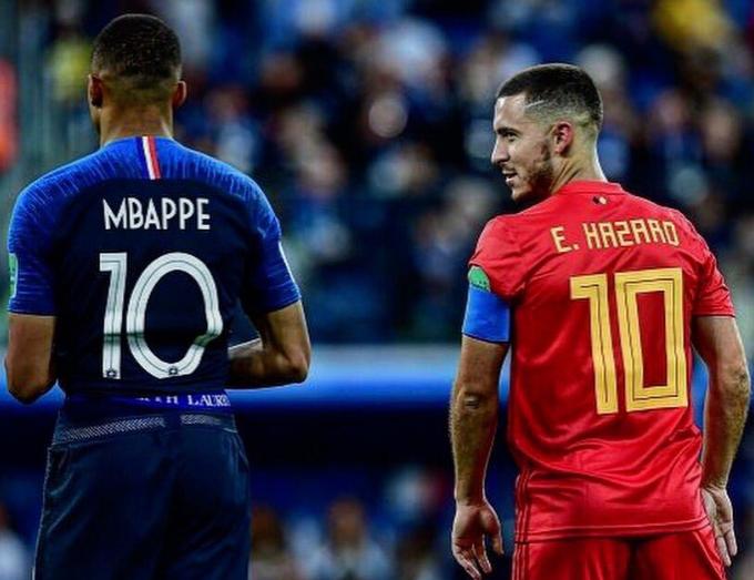 胜之不武!比利时门神怒斥法国反足球:宁肯输巴西,也不屑赢法国