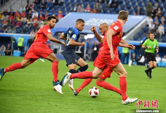 德尚:为球员感到自豪 未忘欧洲杯决赛失利教训