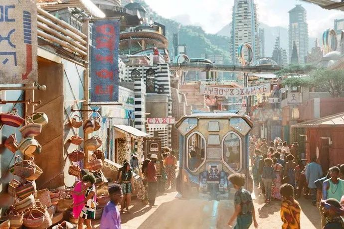 瓦坎达与雄安新区——来自好莱坞的未来城市启示