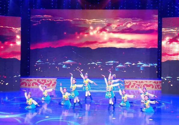 邢台市第四届青少年艺术节优秀节目展播盛大启幕