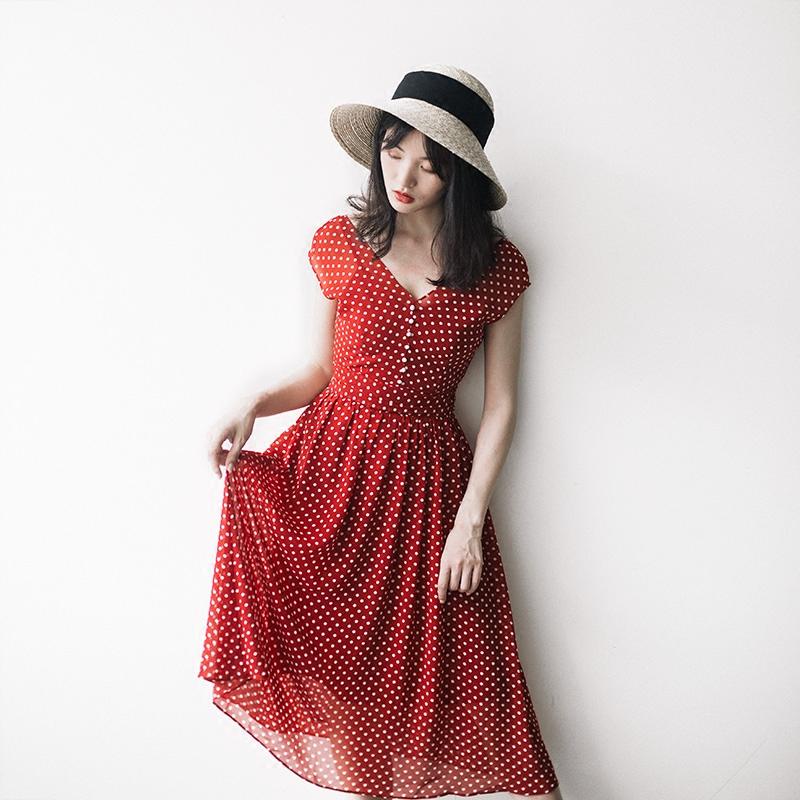 轻泥土手工制作裙子