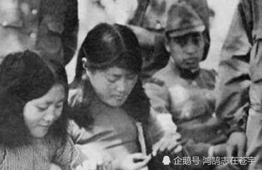 奸淫姐_日本鬼子强征中国妇女给他们缝补衣服,稍有不从就是奸淫烧杀