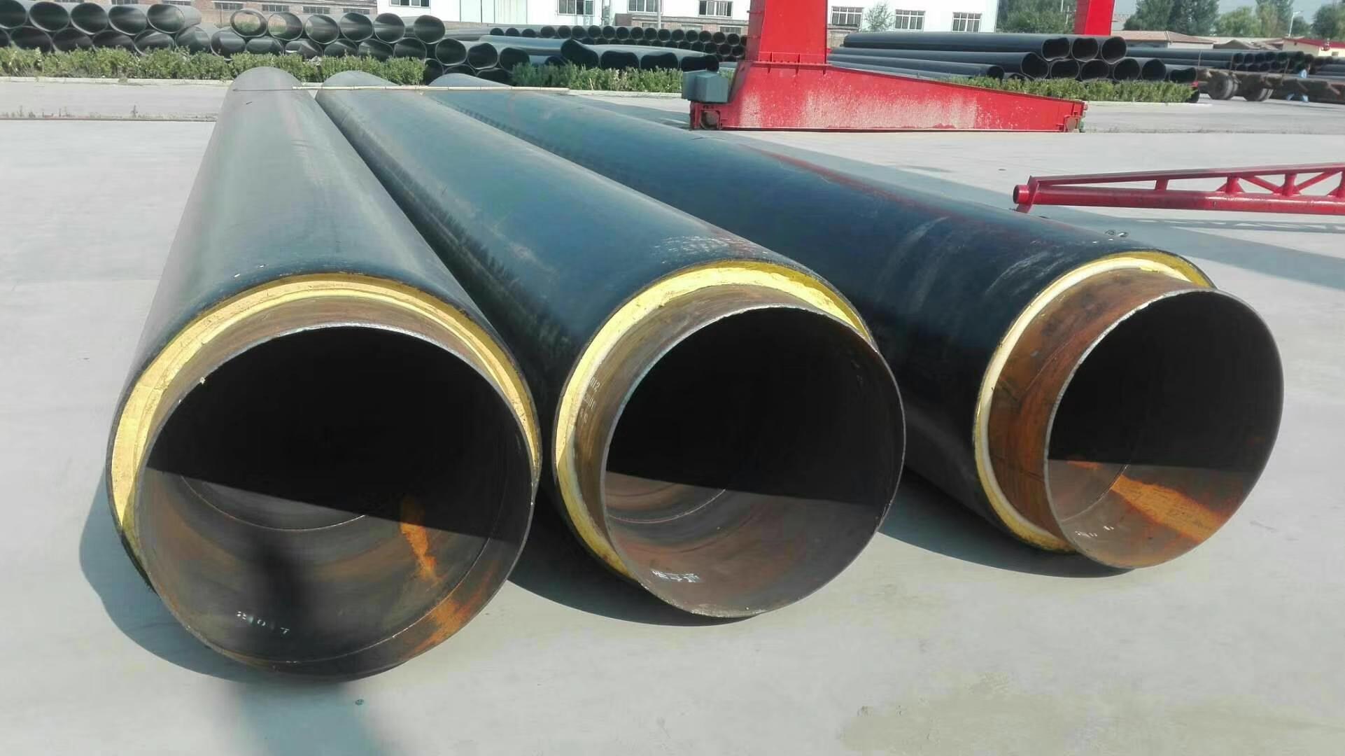 河北聚氨酯泡沫塑料预制直埋保温管厂家制作标准-瑞盛管道