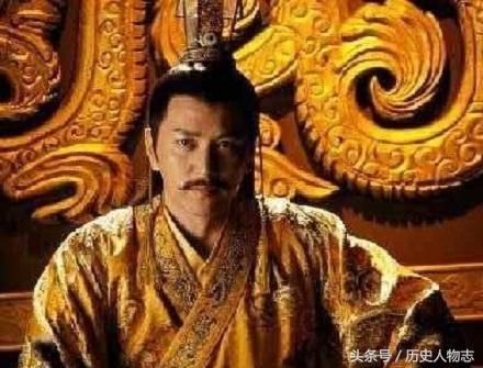 """中国历史上的第一""""儿皇帝"""""""