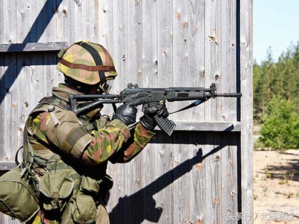 95tp步枪 口径: 5.56×45mm nato / 7.62×39mm m43 rk.