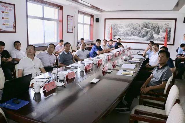 邯郸市交通局主动对接肥乡区研讨路网规划,未来要这么干