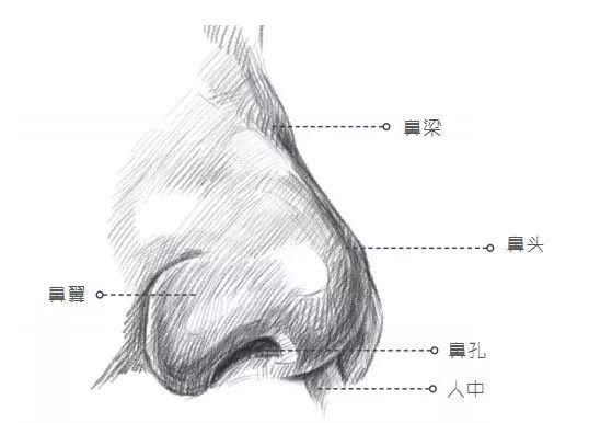 铅笔几何手绘图片