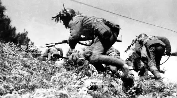 抗战时桂系的普通一兵:命可以给你,枪不能丢