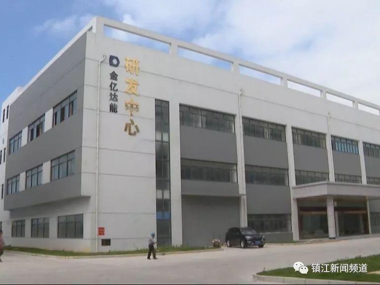 """京口工业园区主要经济指标""""双过半"""""""