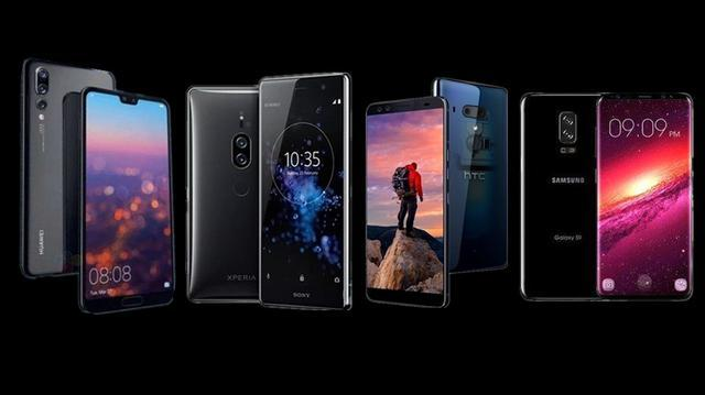 索尼XZ2、HTCU12+、华为P20Pro、三星S9+手机拍照有什么区别