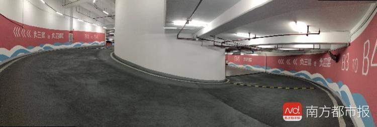 测评:佛山禅桂中心商场地下车库哪家强?南都记者亲测图片