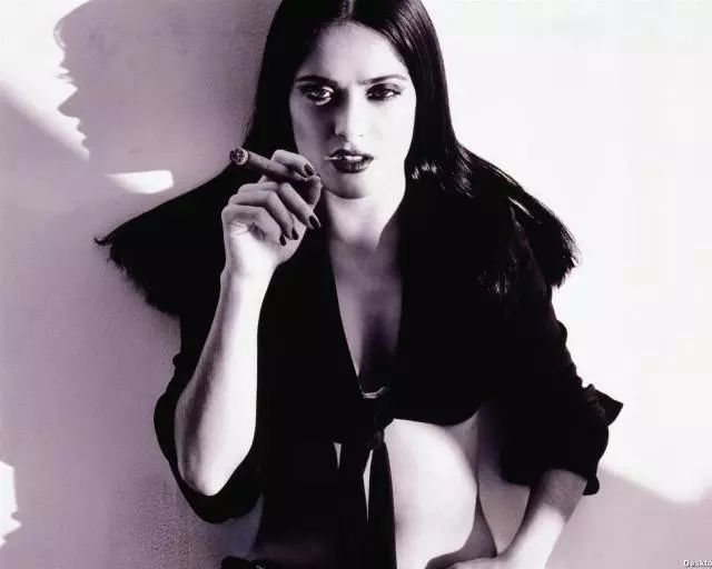 Gucci老板娘 萨尔玛·海耶克 人物 热图5
