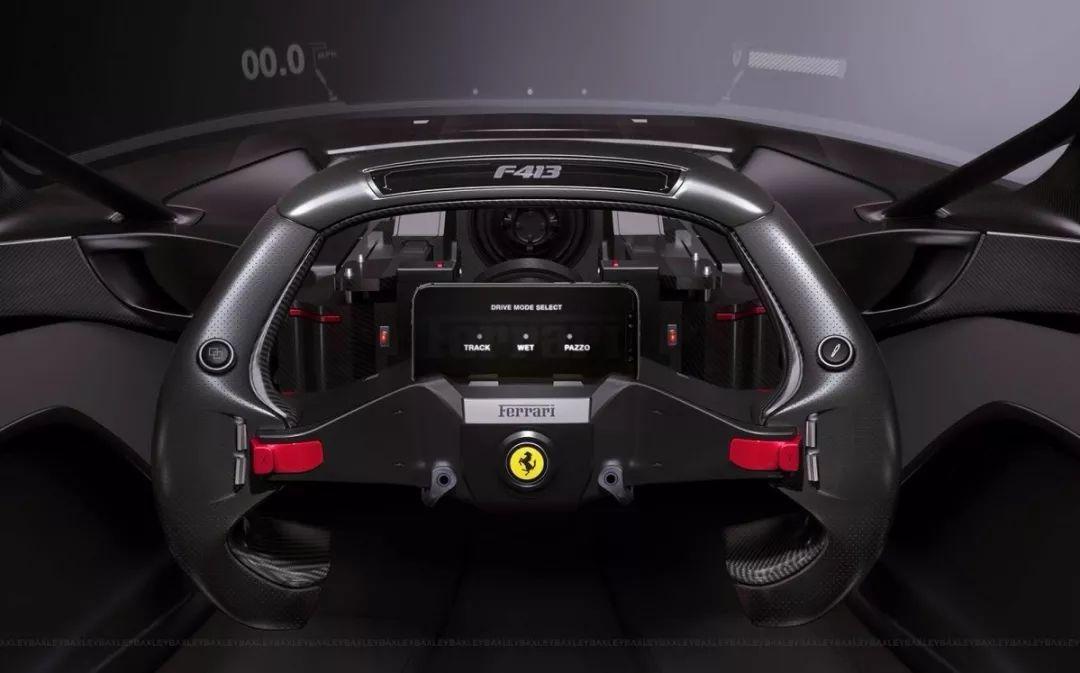 """马拉内洛的新型超级跑车将在""""三到五年内""""问世【幸运飞艇微信群】"""