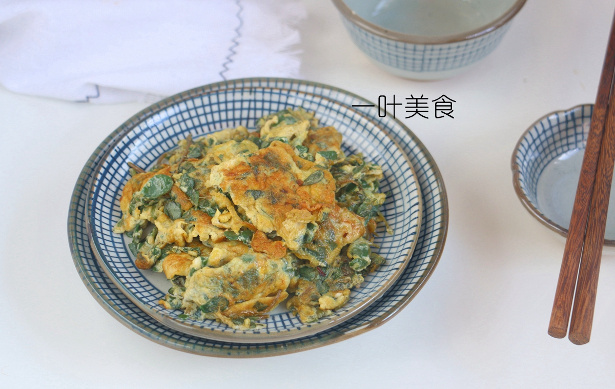 马齿苋炒鸡蛋怎么做_马齿苋炒鸡蛋的做法_豆果美食