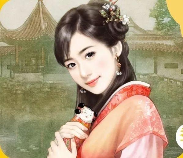 文化 正文  中国古代绘画中的美女 最近我在欣赏中国画里的妹子 原本