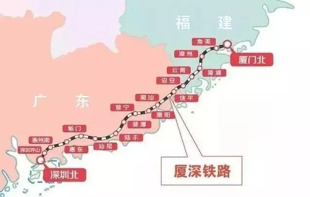 潮州轻轨规划图
