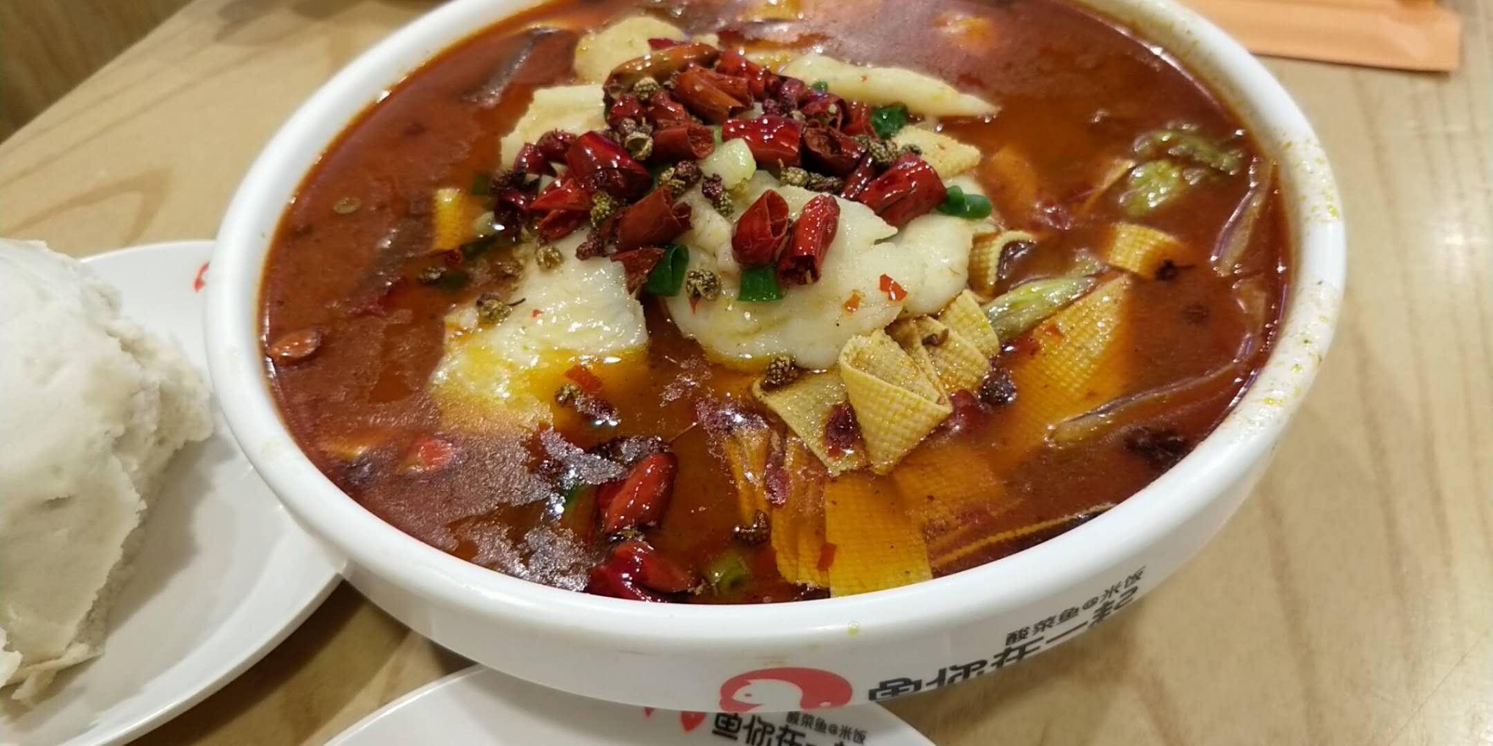 """入【江苏】""""鱼你在一起""""酸菜鱼加盟店后_收获一夏天的辣、酸、甜"""
