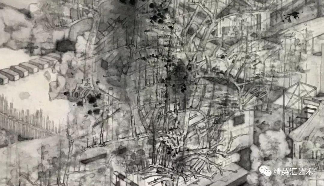【书画】精英汇·微杂志 | 吕兆坤『第6届全国青年美术作品展览专题』图片