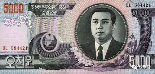 朝鲜货币收藏参考