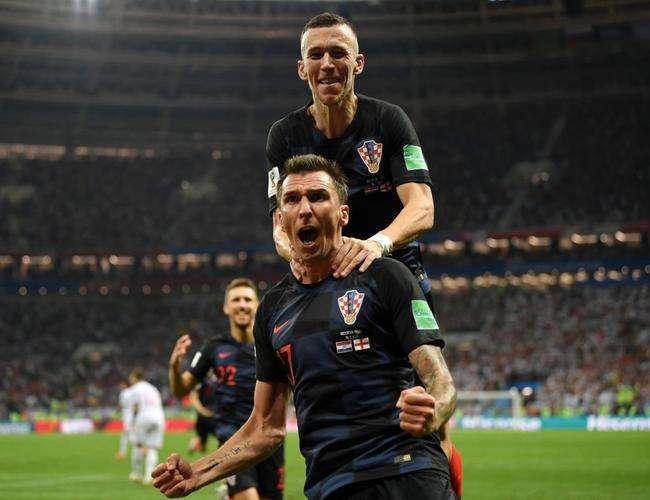 克罗地亚淘汰英格兰终将完胜法国夺冠? 因为他们已创造了四个第一!
