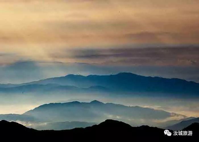一个比名字还美的地方——汝城白云仙 2018-07-12 09:25