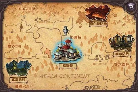 新世界地图情报:介系里没有玩过的船新版本!图片