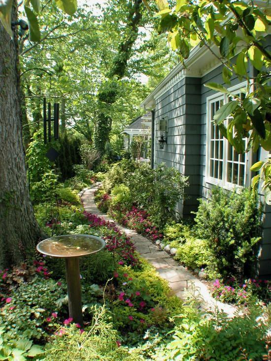 别墅庭院景观设计 美式别墅庭院 托斯卡纳别墅庭院