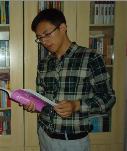 专访90后作家斯文:让读书成为一种生活方式